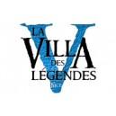 La Villa des Légendes - Escape Game 3 personnes
