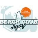 Beach Club Agay - Paddle (1 heure)